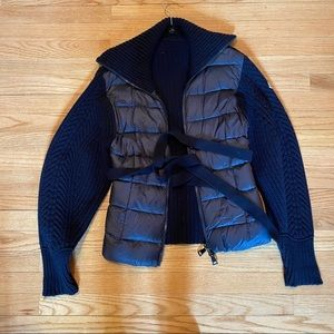 Moncler Maglione Tricot Cardigan Sz 1